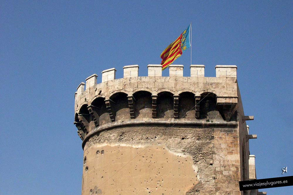 Torres de Quart de Valencia