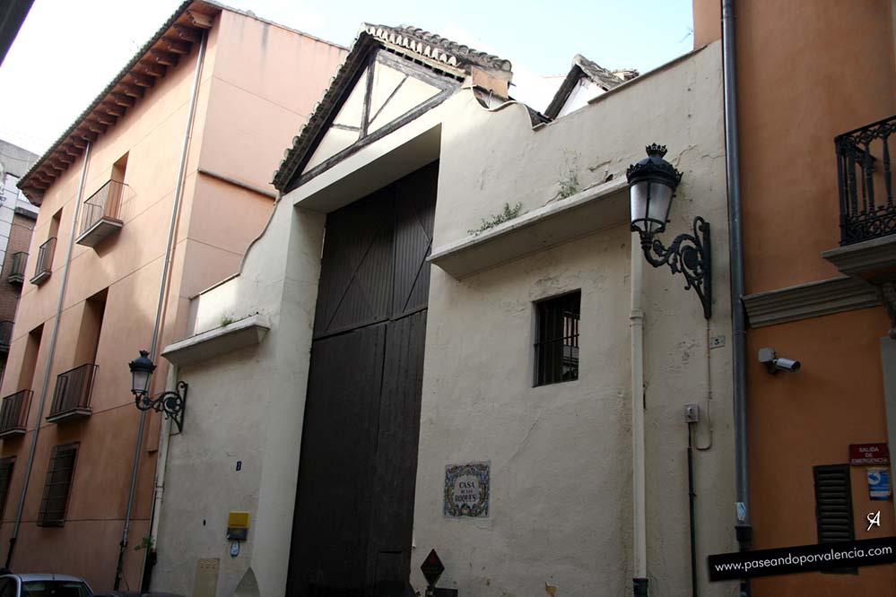 Museo Casa de las Rocas en Valencia