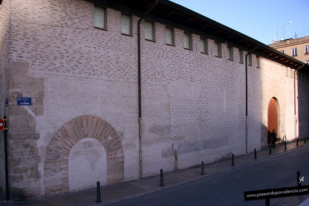 Museo El Almudín en Valencia