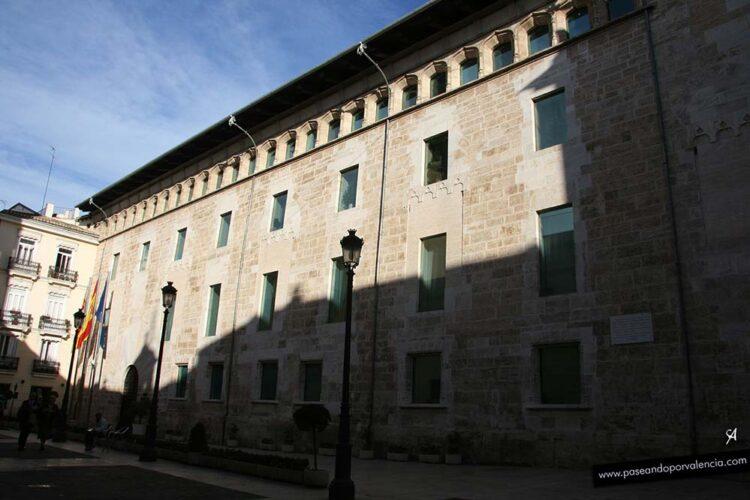 Palacio de las Cortes Valencianas