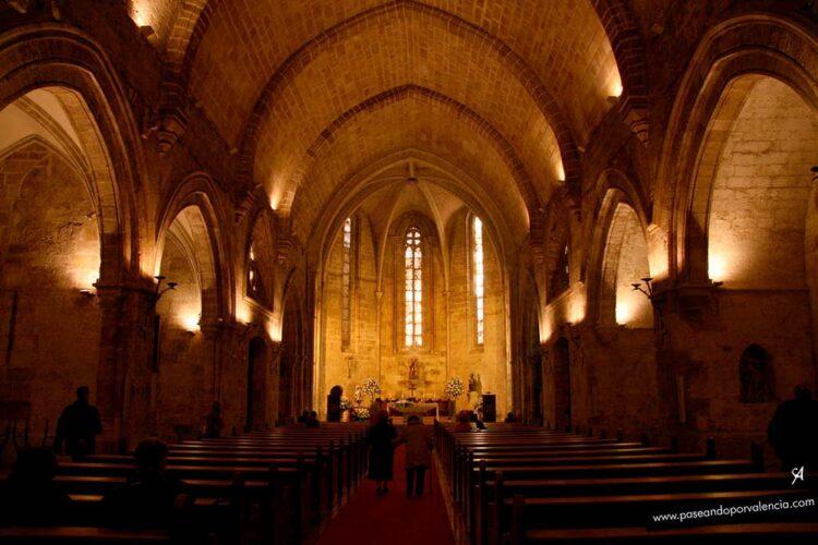 Iglesia San Juan del Hospital en Valencia