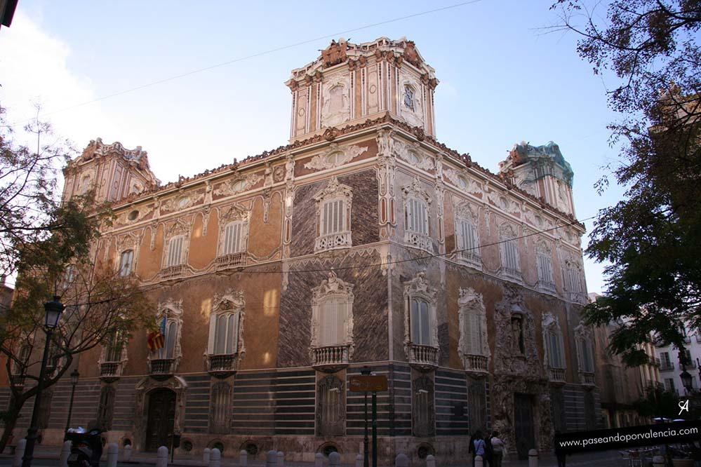 Museo Nacional de Cerámica, Palacio del Marqués de Dos Aguas en Valencia