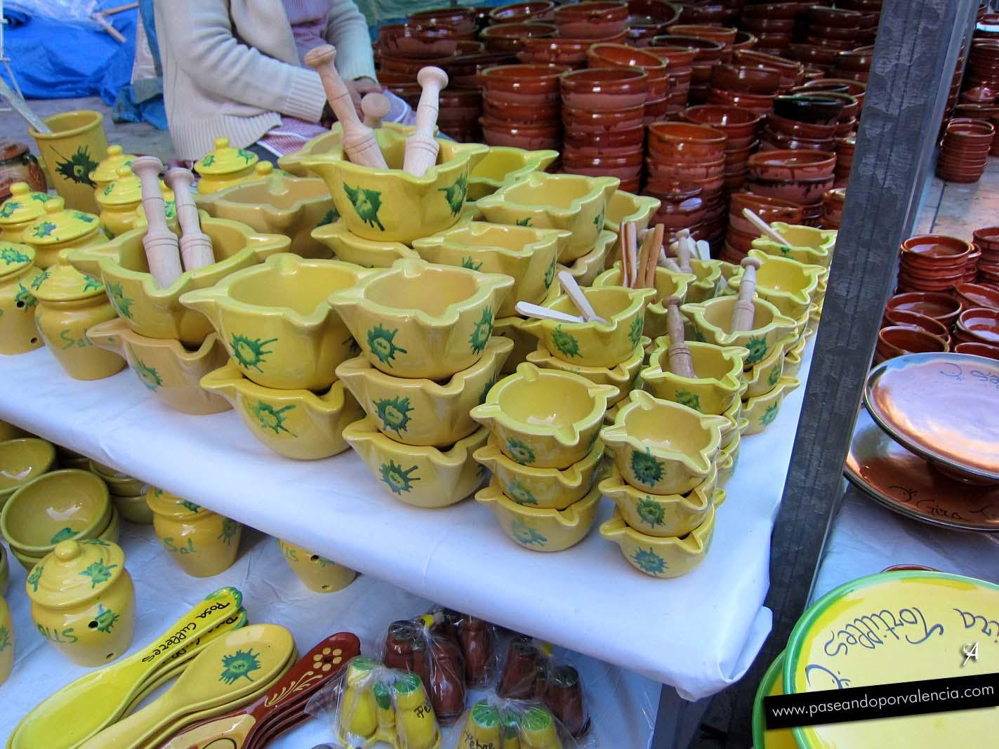 Mercado de la Escuraeta en Valencia