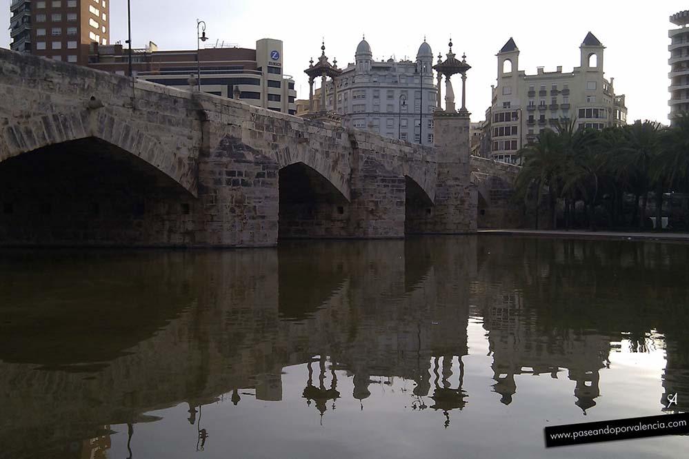 Puente del Mar en Valencia