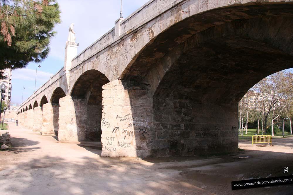 Puente de San José en Valencia