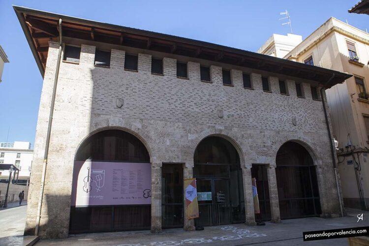 El Almudín en Valencia