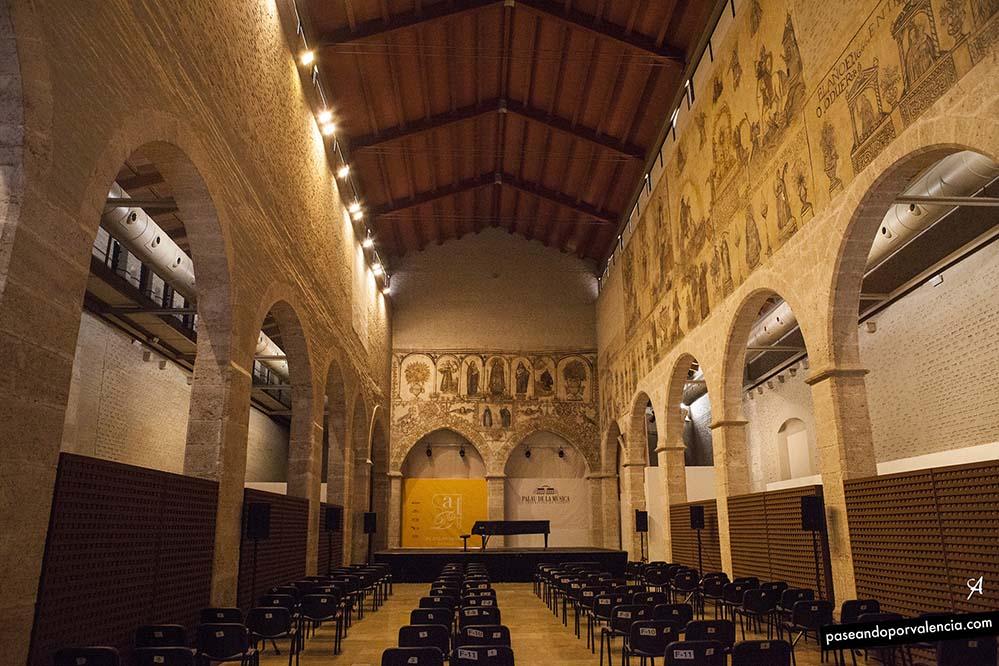 Museo del Almudín en Valencia